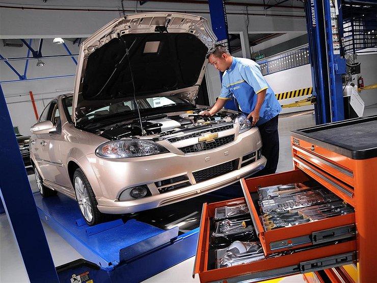 3 дефекта машины, из-за которых весной растет число мелких аварий