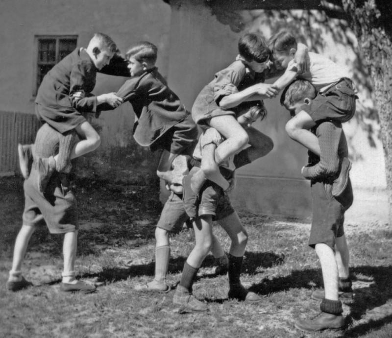 Безвозвратно ушедшее советское детство...