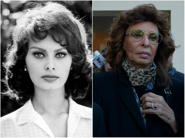Фото знаменитых актрис — они и сейчас красивые