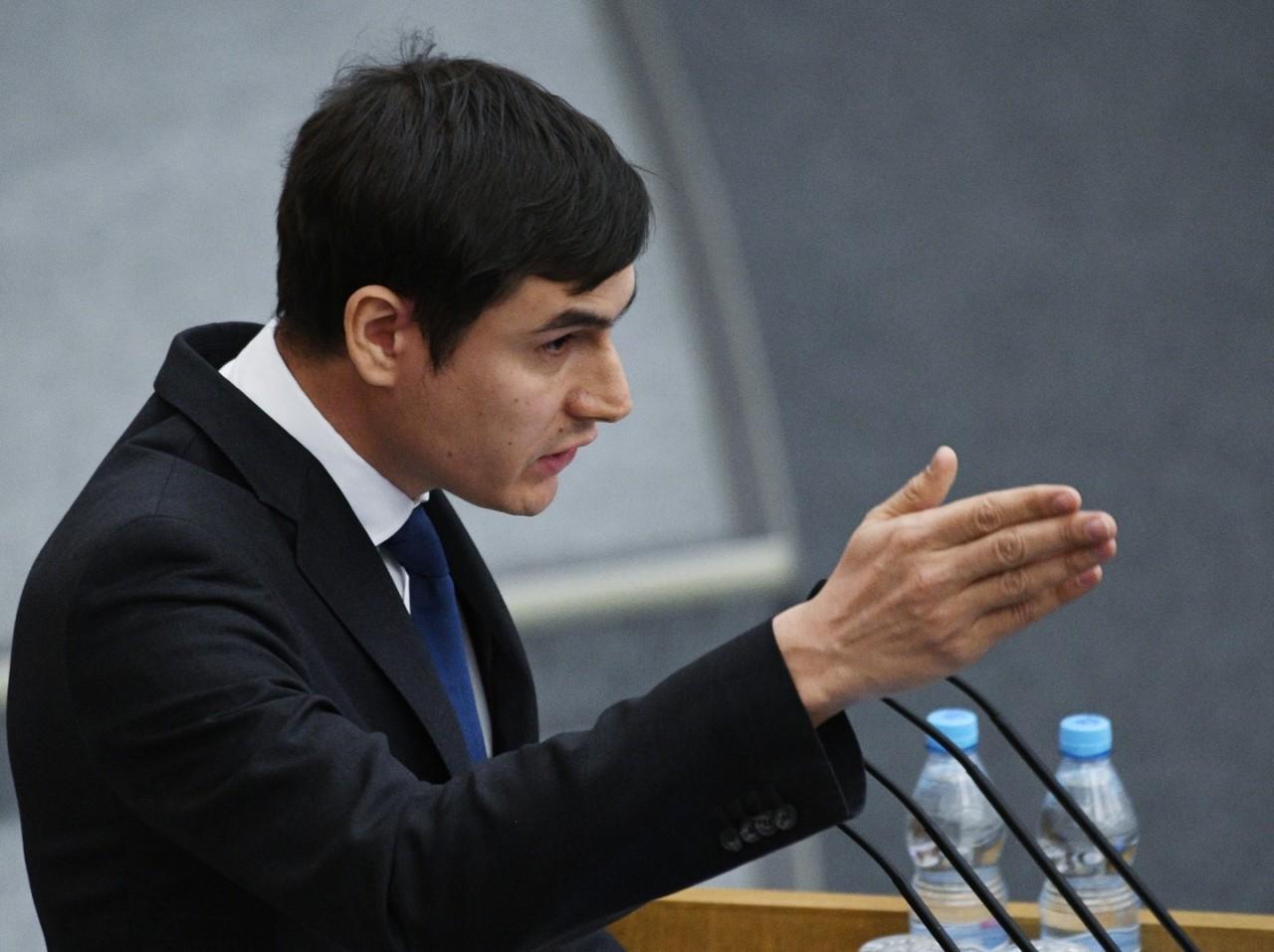 Депутат Шаргунов: Мой голос …