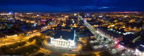 Анатолий Литовченко поздравил челябинцев с Днем рождения города