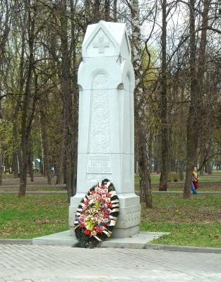 Минское братское воинское кладбище и другие кладбища и захоронения героев великой войны