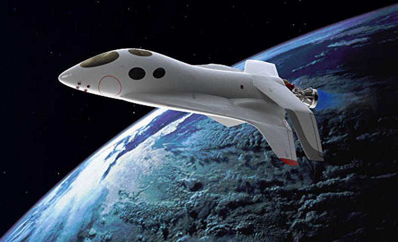 Селена: Россия создаст космическую яхту для туристов