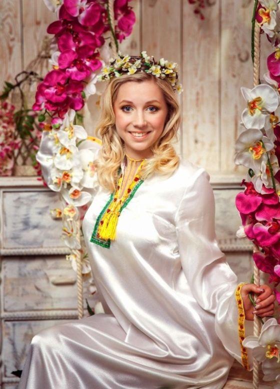 Участницы конкурса Краса России 2014