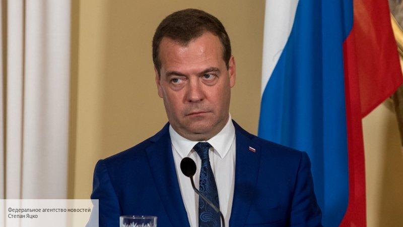 Медведев осудил использовани…
