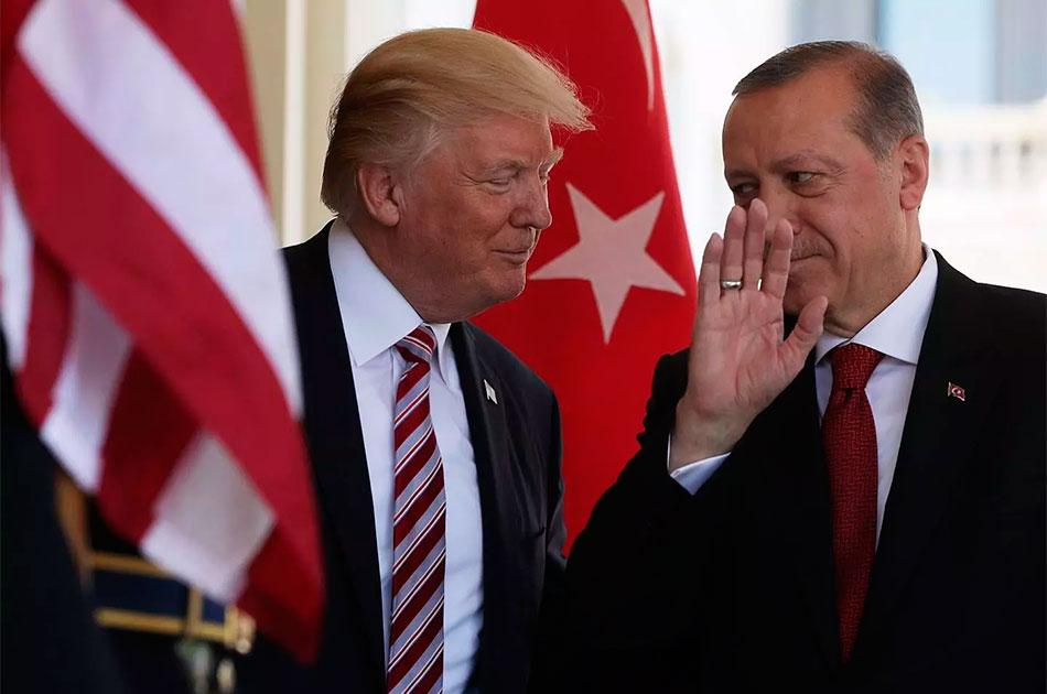 Турция объявила торговую войну США