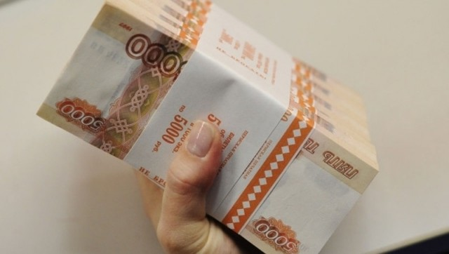 Нашедший 5 млн рублей принес…