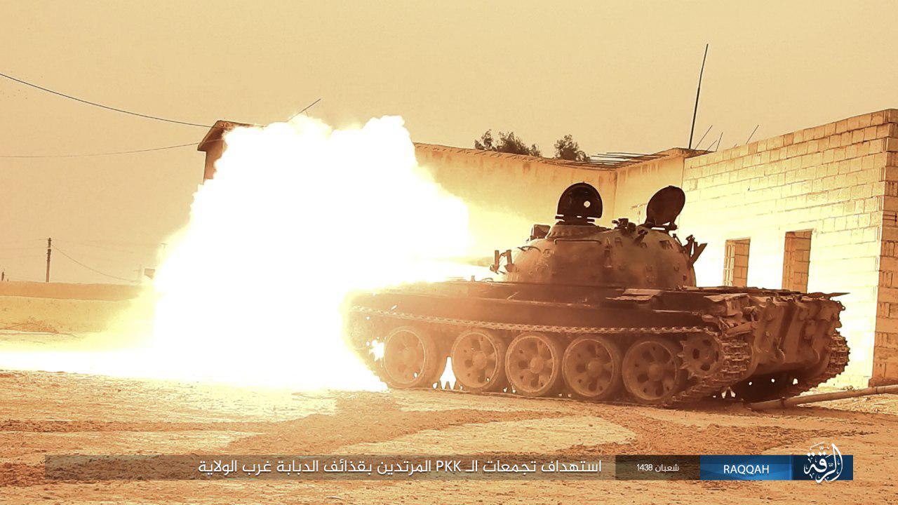Котёл для террористов ИГИЛ: Наши завершают окружение группировки боевиков в Ракке