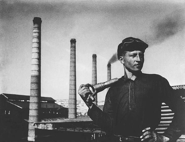 Фотоработы Евгения Халдея. 1934–1946 годы