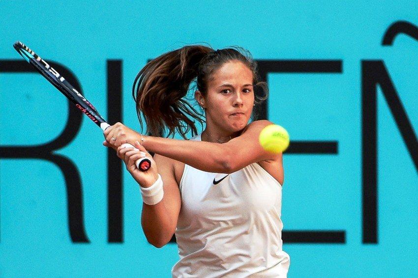 Касаткина вышла в третий круг турнира в Риме