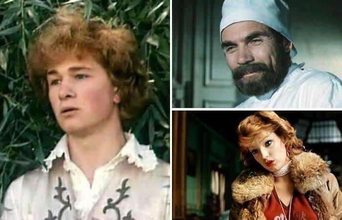 Советские актеры, посвятившие себя служению Богу   Фото: rusactors.ru и kino-teatr.ru