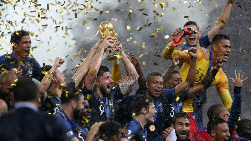 Все голы сборной Франции на ЧМ-2018