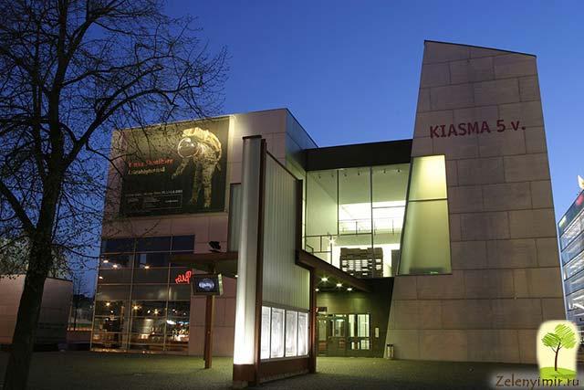 Музей современного искусства Киасма в Хельсинки, Финляндия - 10
