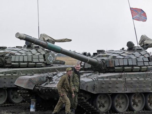 Армия ДНР возвращает войска …