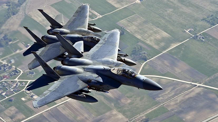 «Игра на нервах»: зачем НАТО строит полигон ВВС на границе с Калининградской областью.