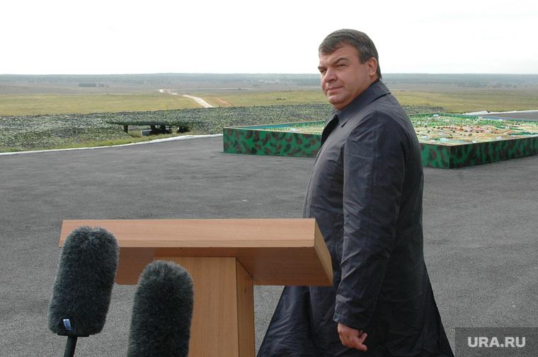 «А потом Сердюков получит депутатский мандат»