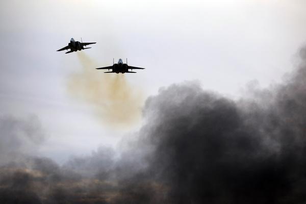 Израиль обстрелял Газу в отв…