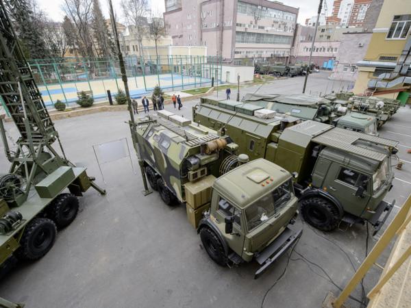 Министерство обороны России заключило контракт на поставку единой системы управления войсками ЕСУ ТЗ