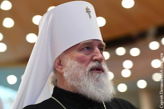 Глава Белорусской церкви оценил ситуацию на «братской Украине»