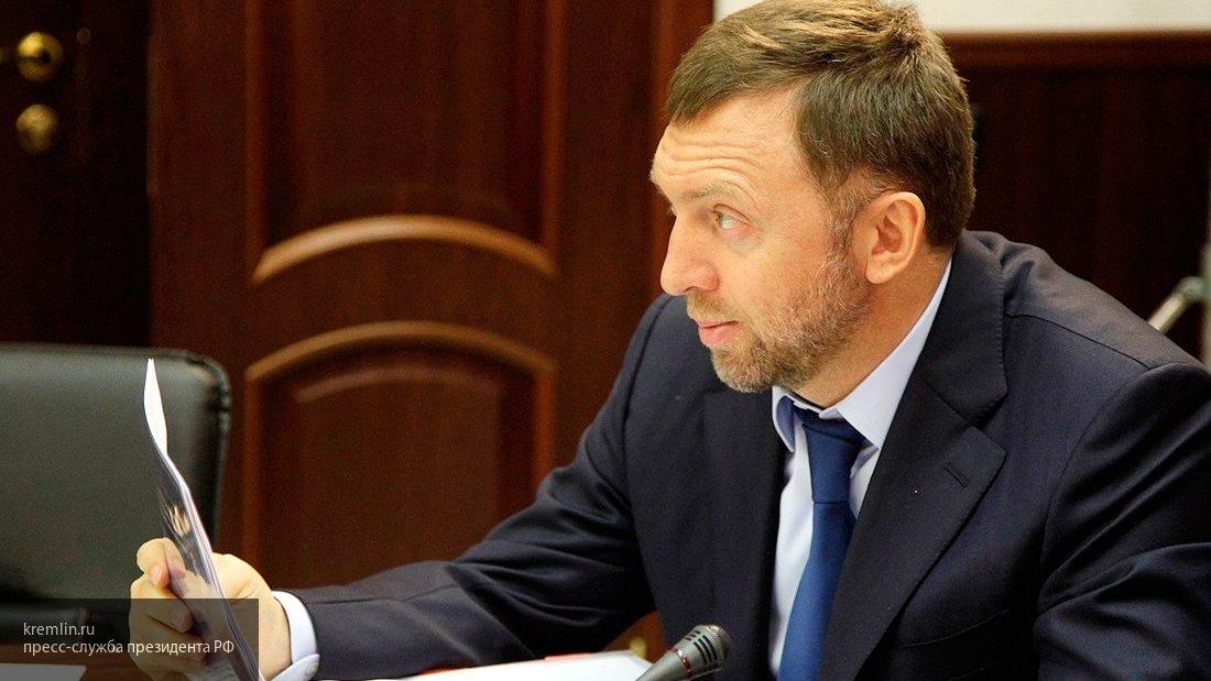 Дерипаска намерен передать ВТБ часть акций En+ из-за санкций