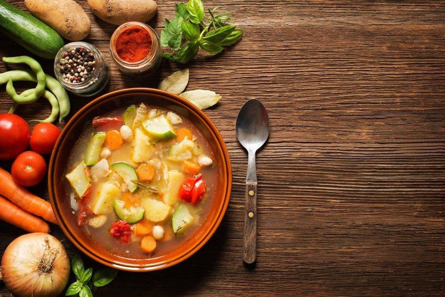Анжелика Варум поделилась рецептом фирменного овощного рагу
