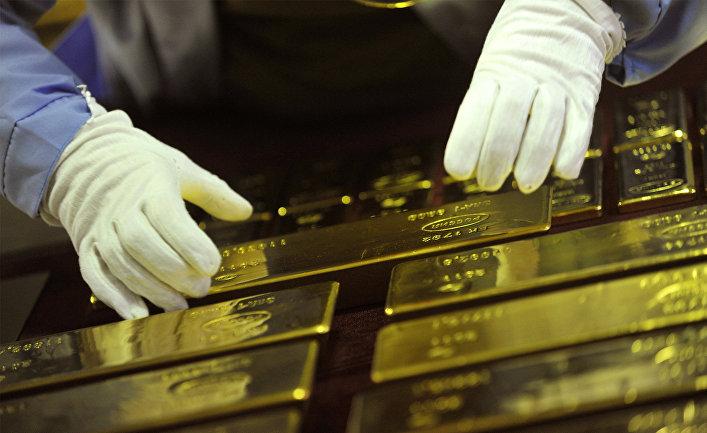Обогнать Китай за три месяца — Россия заняла пятое место в мире по объему золотого запаса