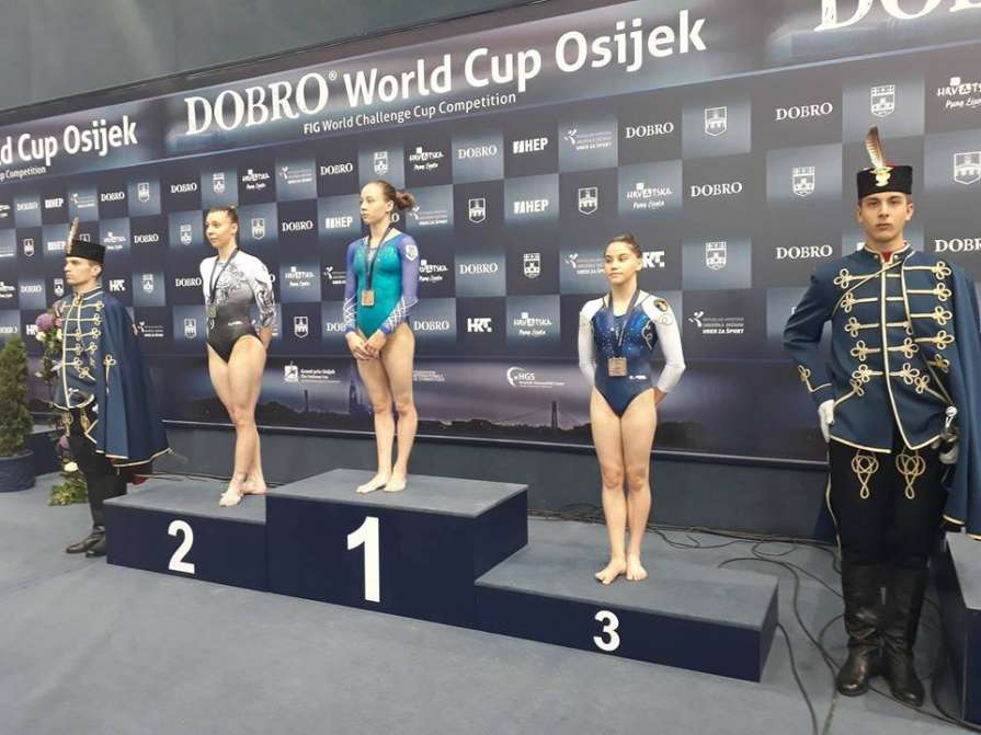 Украинка Варинская выиграла …