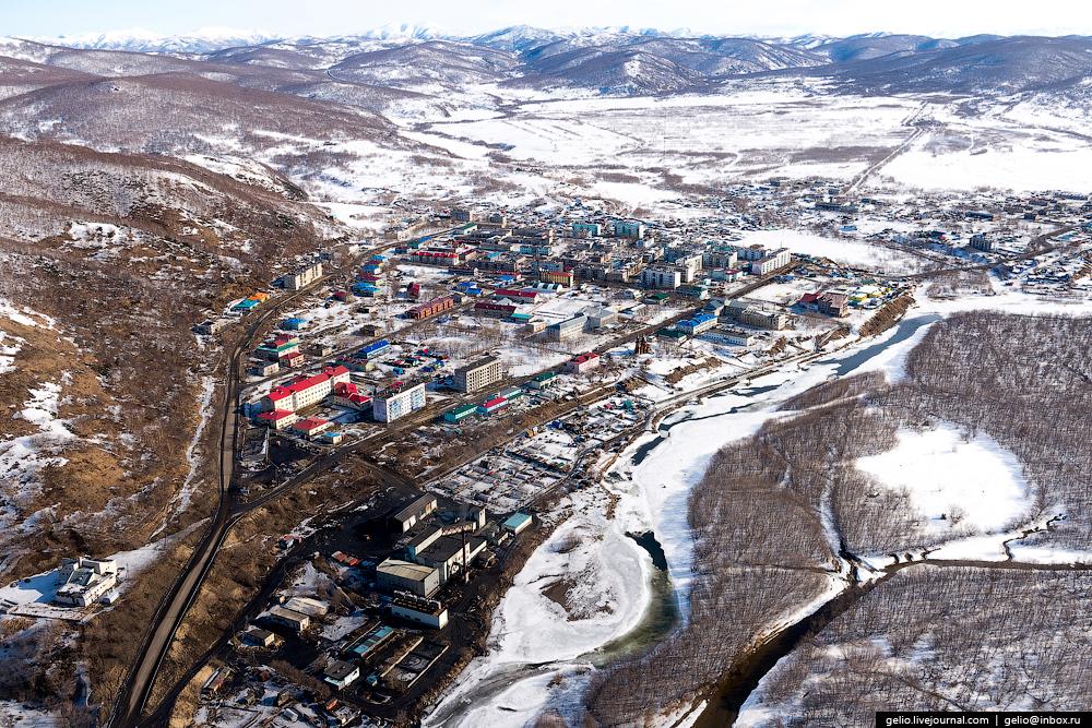 Это не Марс — это Россия, Камчатка