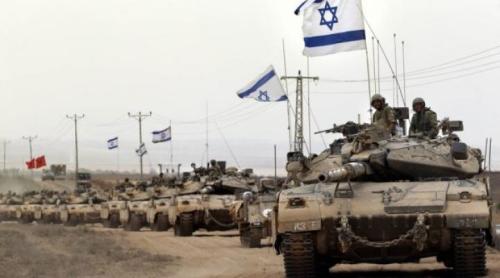 Израиль готовится к большой войне, но все СМИ молчат