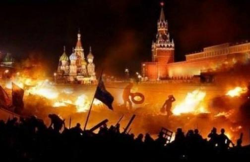 """Майдан на Украине понадобился США, чтобы раздавать """"печеньки"""" на Красной площади"""