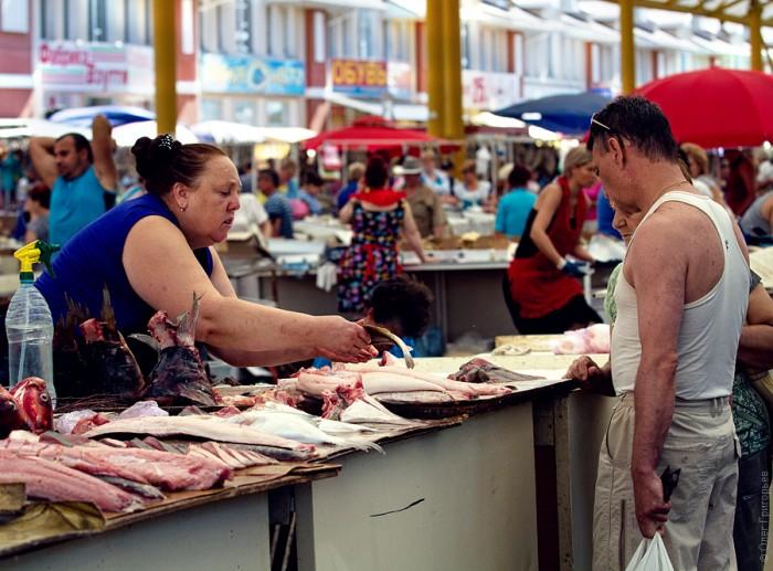Одесский рынок «Привоз»