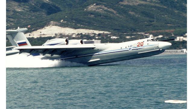 """планы по производству самолета-амфибии """"Альбатрос"""""""