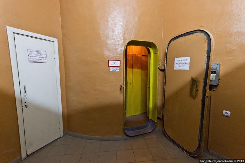 5. Наверх ведут два лифта интересно знать, история, киев, телевышка, факты