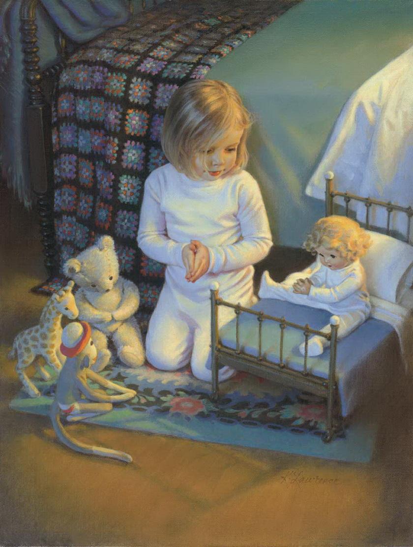 Молитва на детский сон