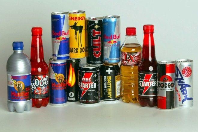 Энергетические напитки: зелье бодрости или отрава?