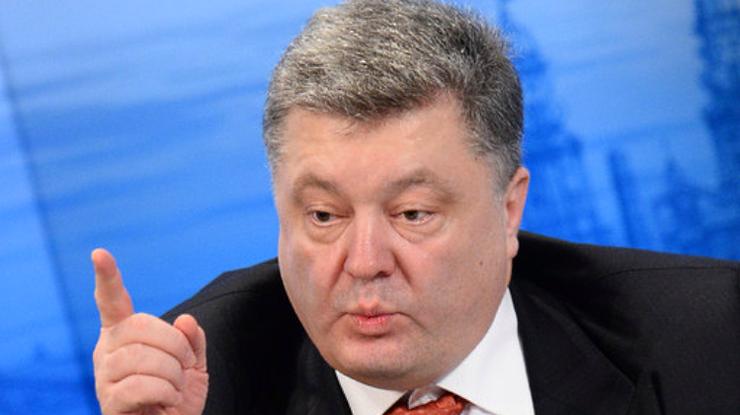 Порошенко рассмотрит вопрос о конфискации угля из Донбасса