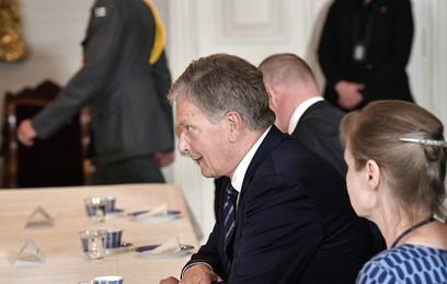 Президент Финляндии посетит Россию с визитом 22 августа