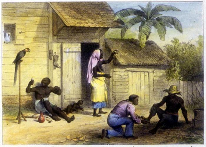Когда умер последний раб? 6 …