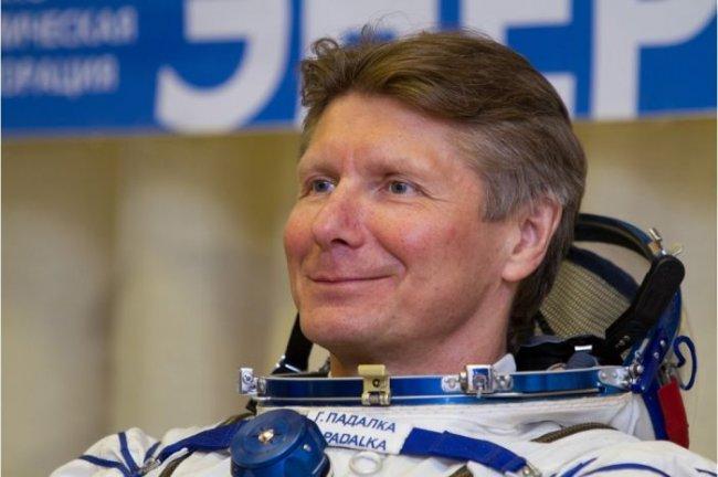 Российский космонавт Геннадий Падалка установил рекорд по времени пребывания в космосе