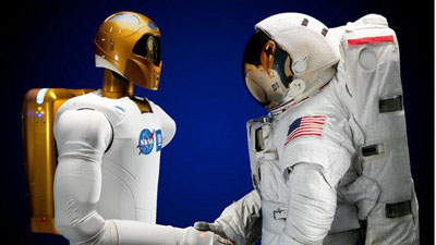 NASA выплатит $10000 за лучшие «глаза» для робота-астронавта