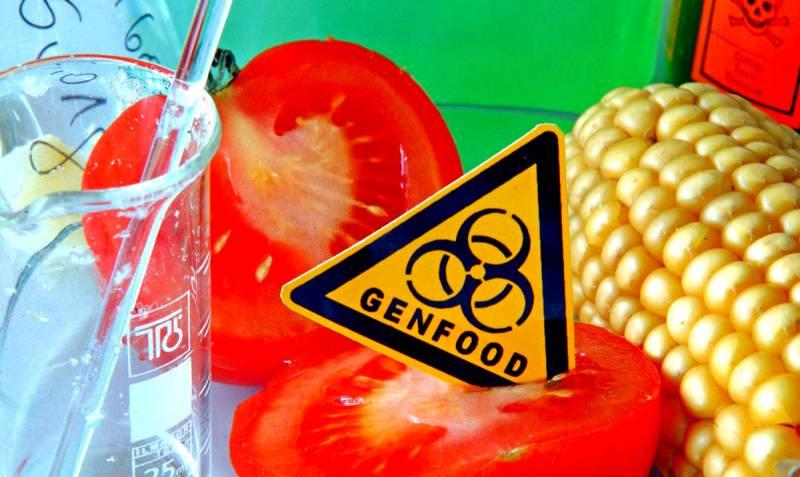 Почему Россия запретила ГМО