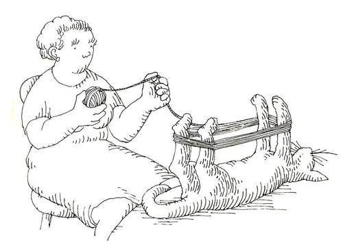 Смеяться полезно: забавные картинки на тему рукоделия