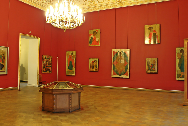 Время работы русского музея в санкт-петербурге
