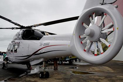 Вертолет Ка-62 совершил первый полноценный полет длительностью 15 минут