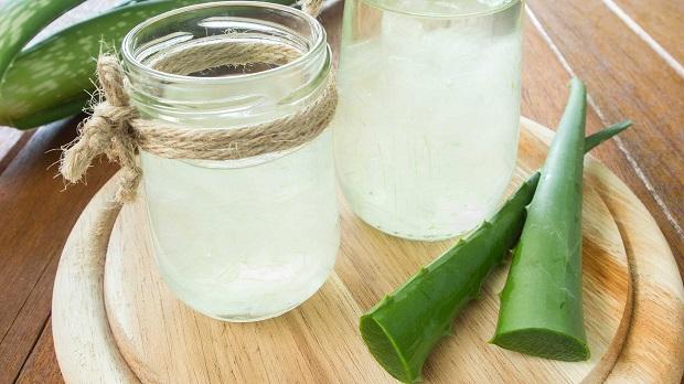 Лимонная вода с алоэ — пейте по утрам, и будете в восторге