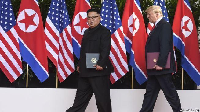 Встреча Кима и Трампа: Саммит ни о чем. Руслан Осташко