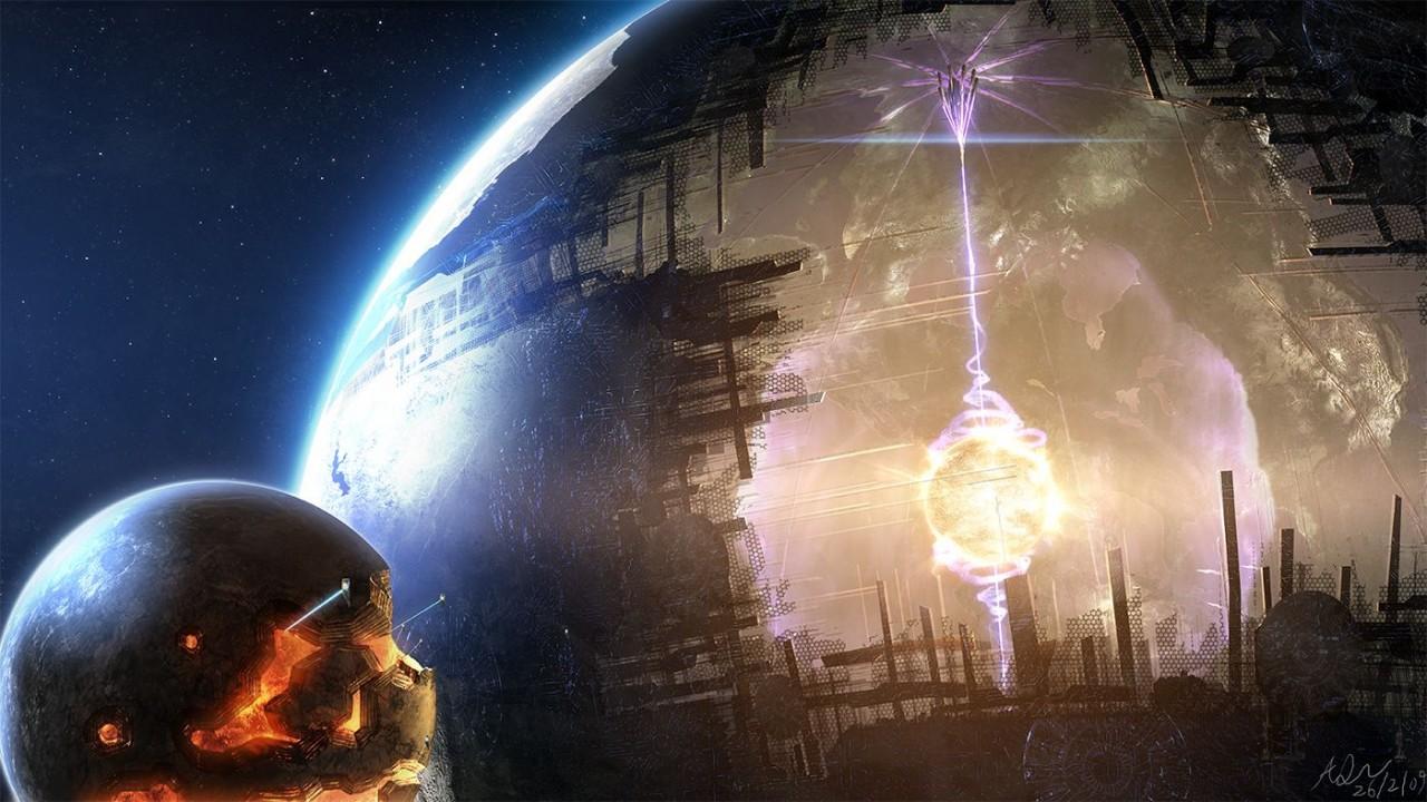 """Цивилизации будущего придется заниматься """"буксировкой"""" звезд"""