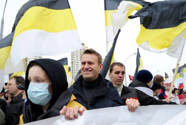 Навальный пойман на воровстве чужих идей