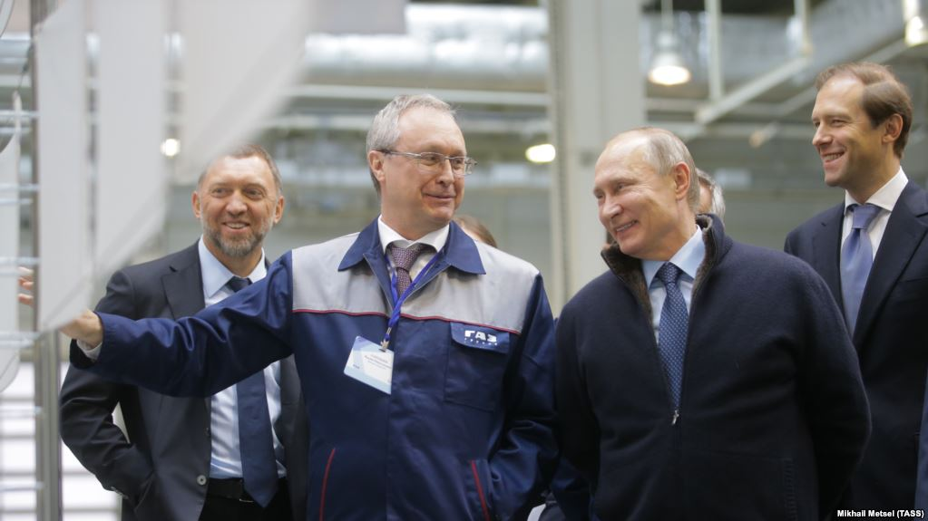 Правительство России будет поддерживать Группу ГАЗ
