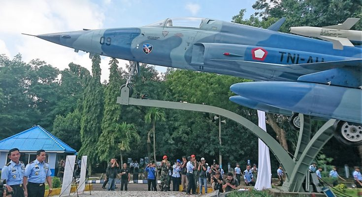 ВВС Индонезии готовятся к получению истребителей Су-35